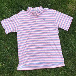Peter Millar Frederica Golf Polo Size Medium
